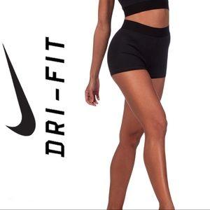 Nike Dri-Fit Running Gym Shorts Black M